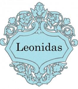 Vardas Leonidas