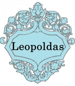 Vardas Leopoldas