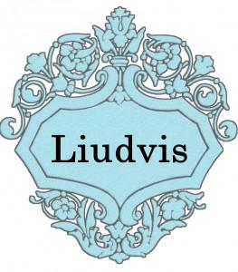 Vardas Liudvis