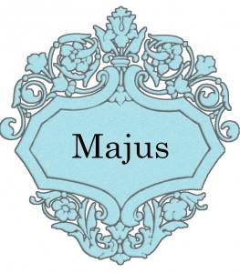 Vardas Majus