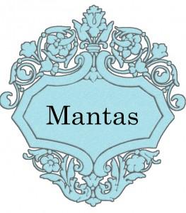 Vardas Mantas