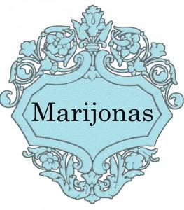 Vardas Marijonas
