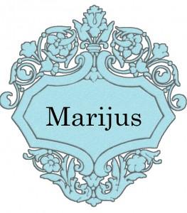 Vardas Marijus