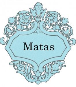 Vardas Matas