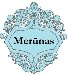 Merūnas