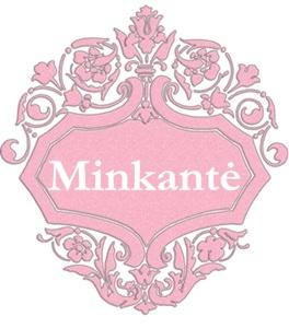 Minkantė