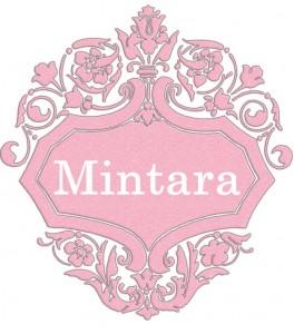 Vardas Mintara