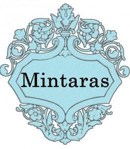 Vardas Mintaras