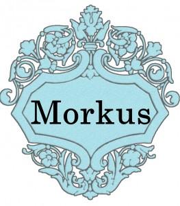 Vardas Morkus