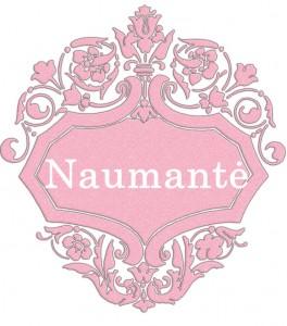 Naumantė