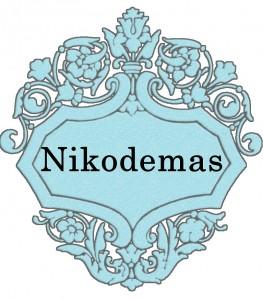 Vardas Nikodemas
