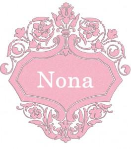 Vardas Nona