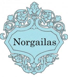 Vardas Norgailas