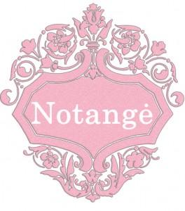 Vardas Notangė
