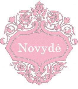 Novydė