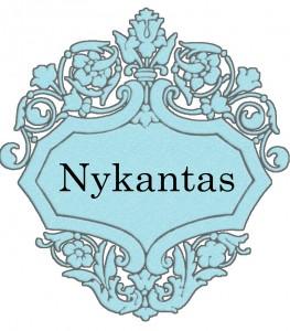 Vardas Nykantas