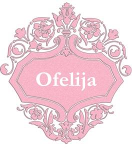 Ofelija