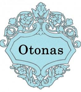 Vardas Otonas
