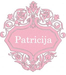Vardas Patricija
