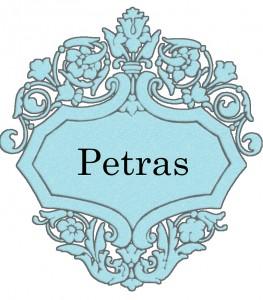 Vardas Petras