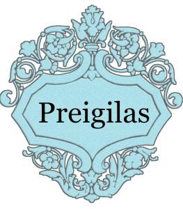 Preigilas