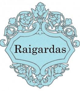 Vardas Raigardas