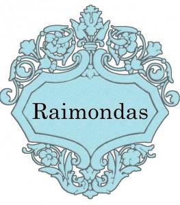 Vardas Raimondas