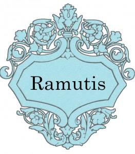 Vardas Ramutis