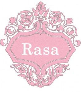Vardas Rasa