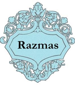 Razmas
