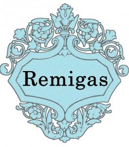 Vardas Remigas