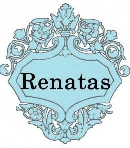 Vardas Renatas