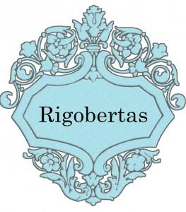 Vardas Rigobertas