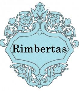 Rimbertas