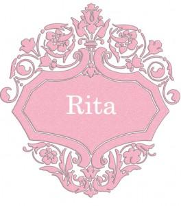 Vardas Rita