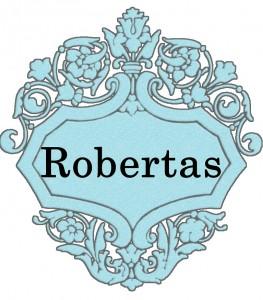 Vardas Robertas