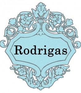 Rodrigas