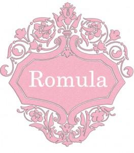 Vardas Romula