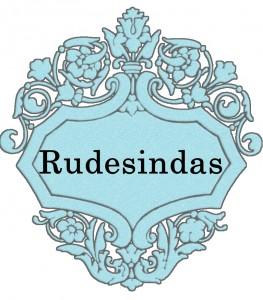 Rudesindas