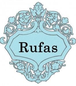 Vardas Rufas