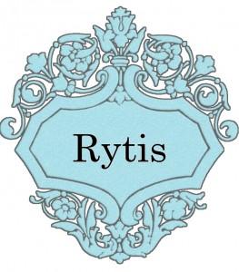 Vardas Rytis