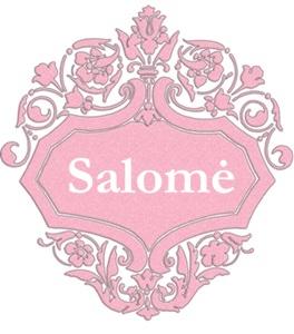 Salomė