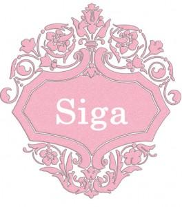 Vardas Siga