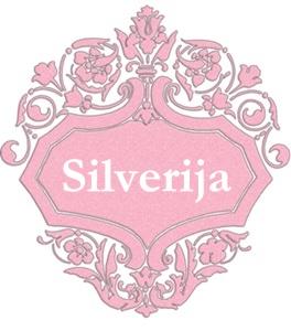Silverija