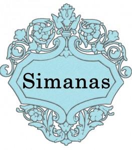Vardas Simanas