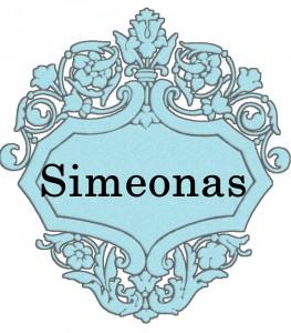 Vardas Simeonas