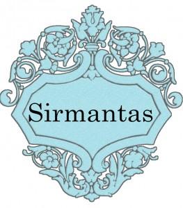 Vardas Sirmantas