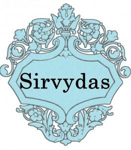 Vardas Sirvydas
