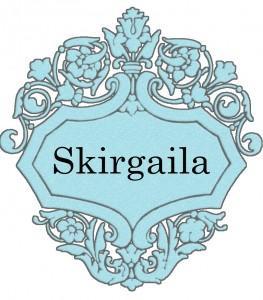 Vardas Skirgaila