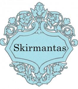 Vardas Skirmantas